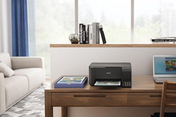 Impresora con sistema de tinta continuo